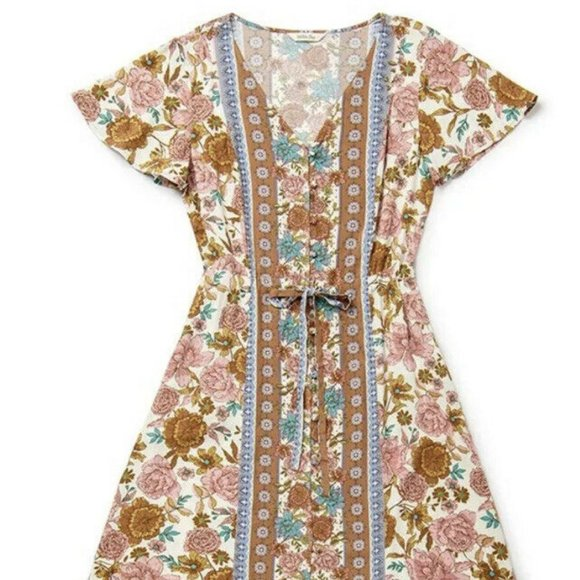 Matilda Jane Just for a Moment dress S NWT
